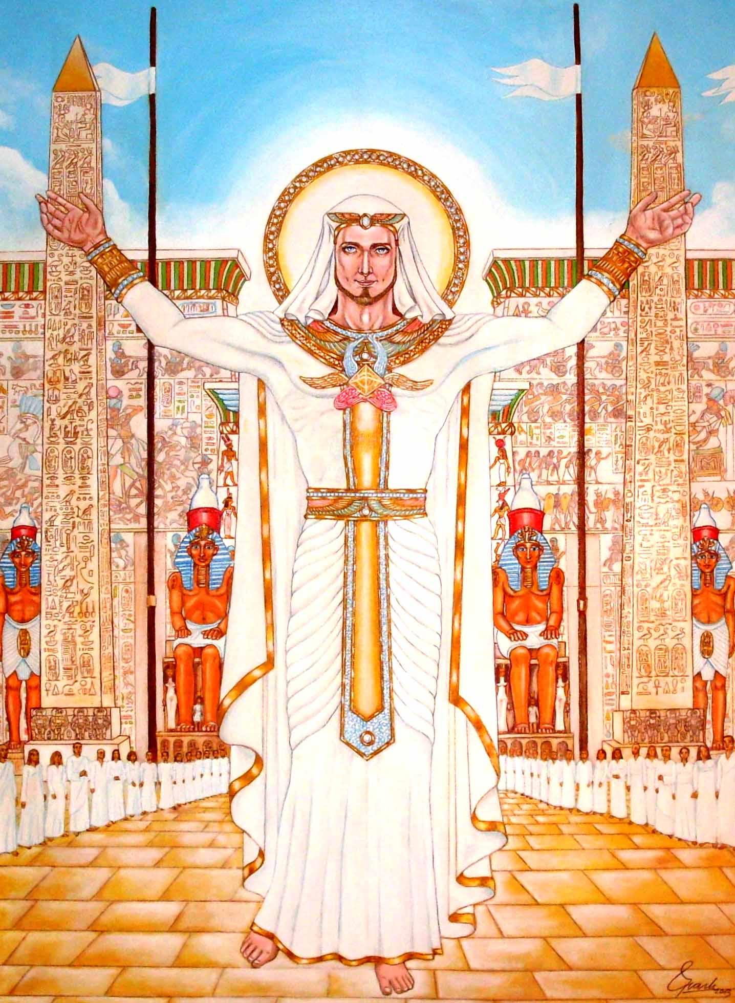 Resultado de imagen para el templo de la ascension