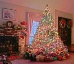 Como-decorar-el-árbol-navideño